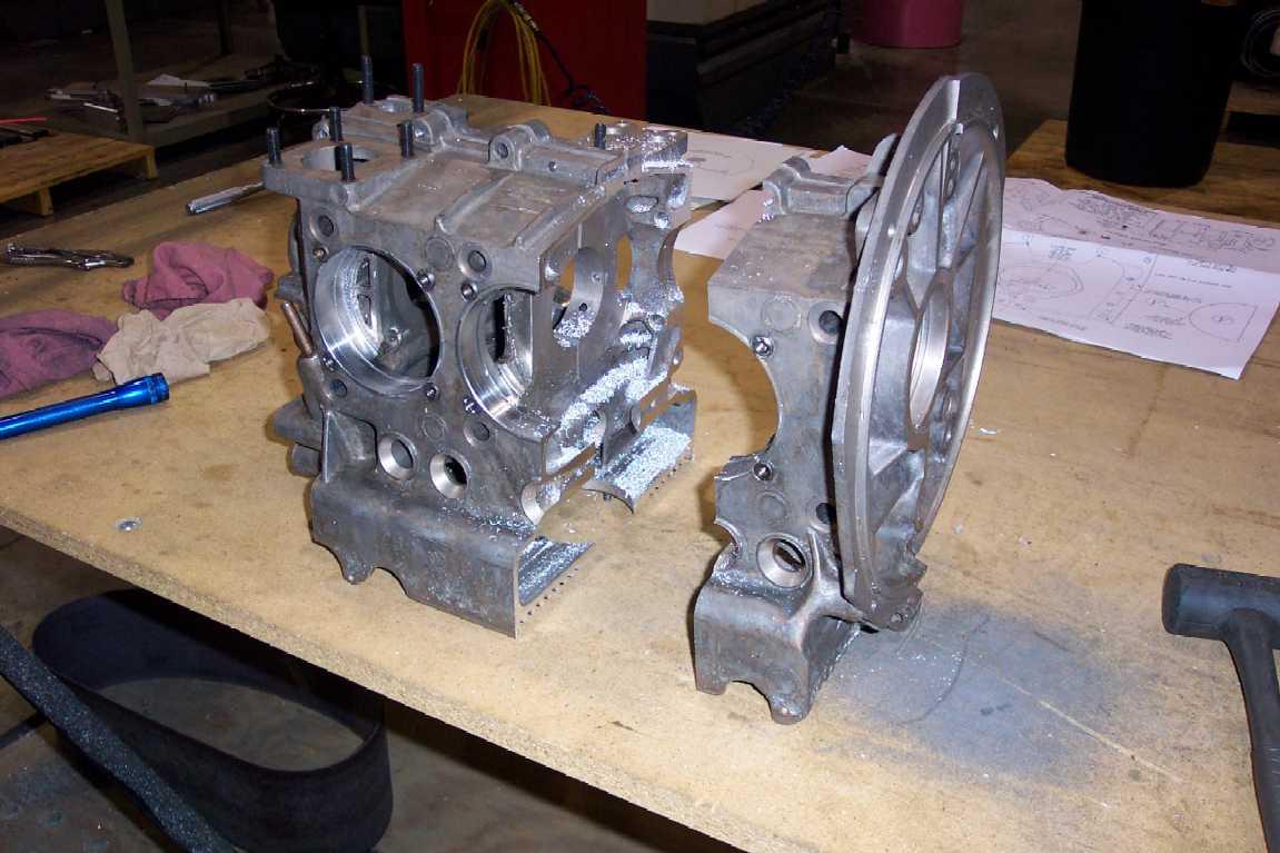 Motores 1/2 VW (Escarabajo/Combi) de 35~40 HP de potencia. Casecut3