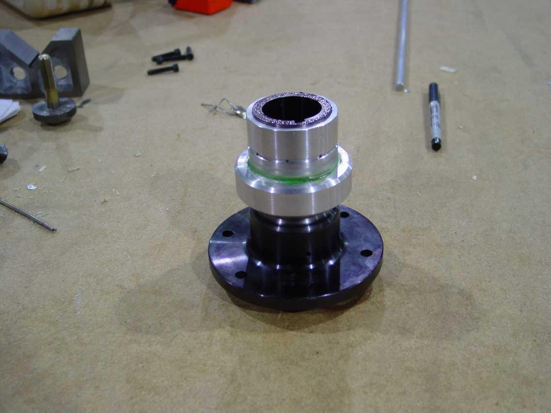 Half VW Engine